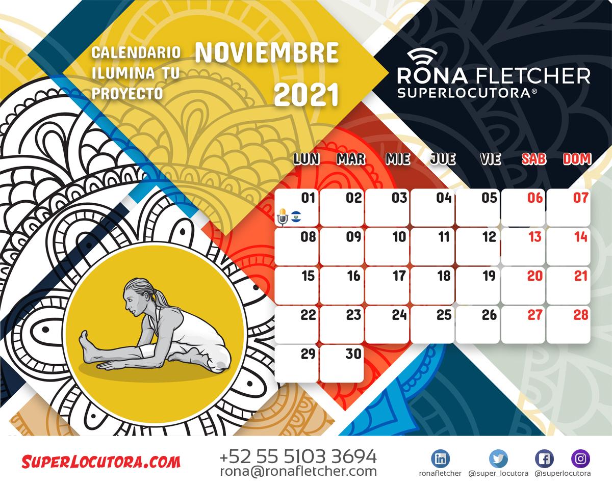 noviembre Rona Fletcher