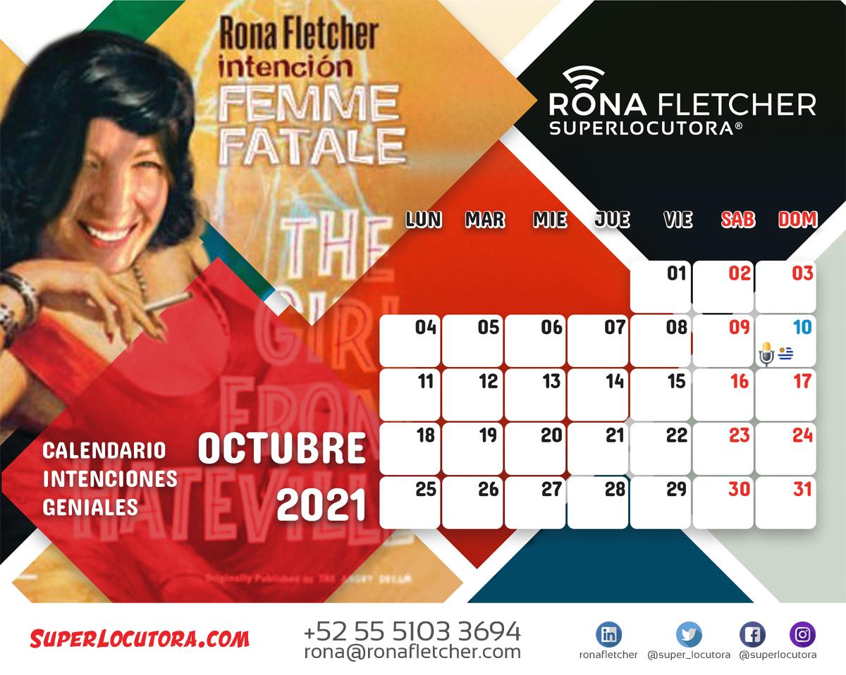 septiembre Rona Fletcher